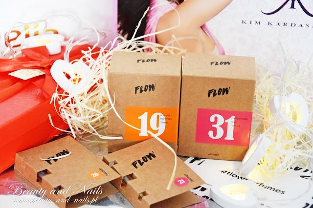 FLOWPERFUMES perfumy nr 19 i 31.