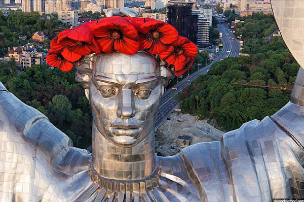 motherland statue in kiev, things to do, attractions