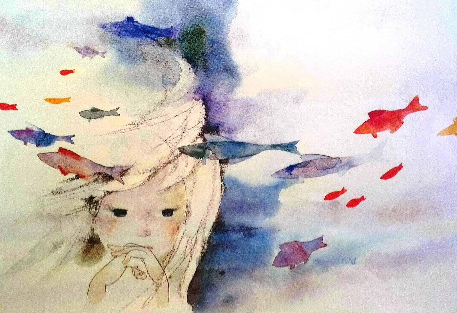 Chihiro Iwasaki è stata una artista giapponese che ha dedicato la sua arte  alle illustrazioni per bambini  disegni ad acquerello dove l atmosfera  bucolica è ... 87ac882bba27
