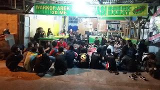 Kopdar Rutin Garong'T Wilayah Surabaya