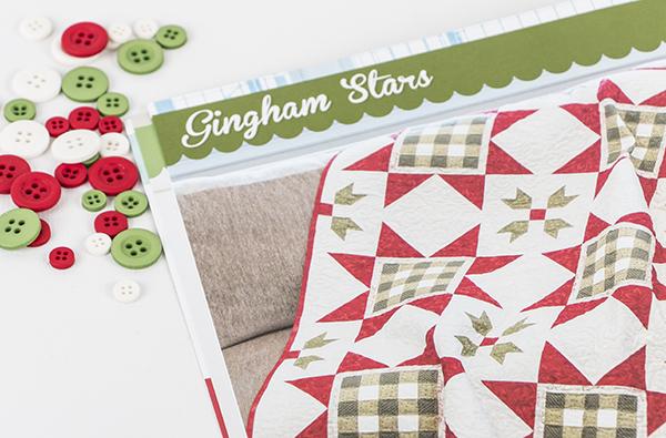 http://www.fatquartershop.com/gingham-stars-quilt-kit