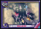 My Little Pony Down and Out MLP the Movie Trading Card