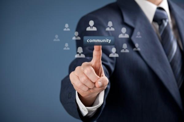 برامج مجتمع الأعمال
