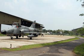 Kesiapan Skadron 1 Laksanakan Tugas Operasi