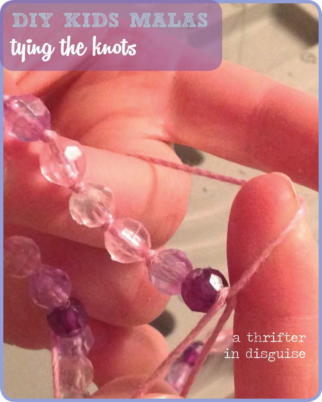Easy DIY Mala Beads