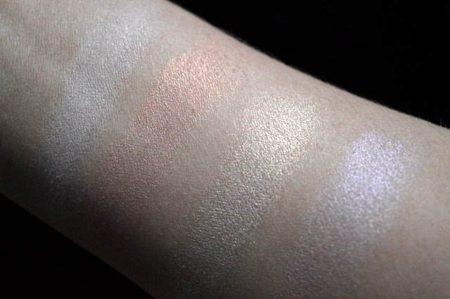 Hello Waffle New Yang Awoke At Dawn Midna Lavender Cream swatches