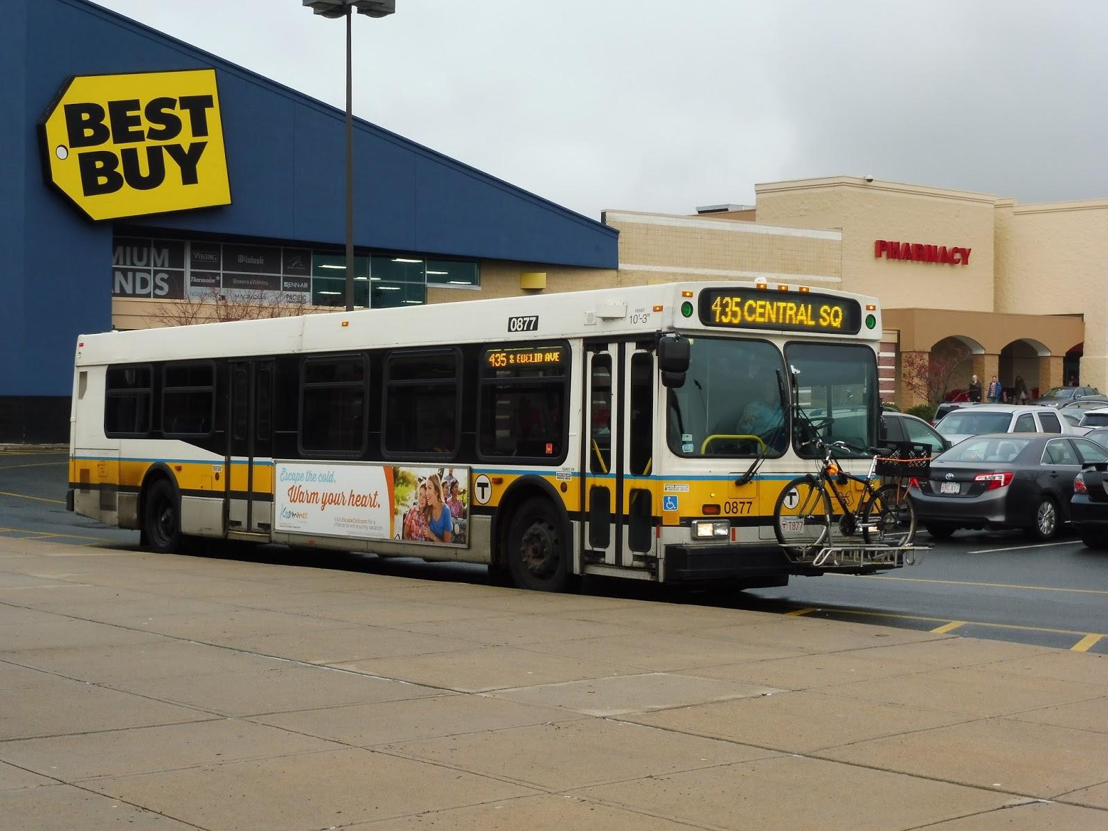 miles on the mbta: 435 (liberty tree mall - central square, lynn via