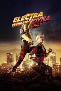Poster Electra Woman and Dyna Girl