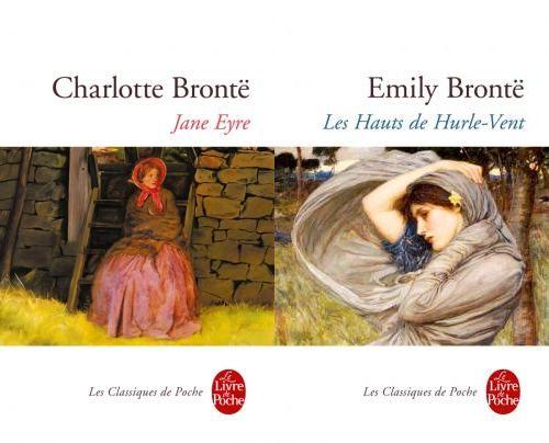 Jane Eyre/ Charlotte Brontë / Les Hauts de Hurle-Vent/ Emily Brontë