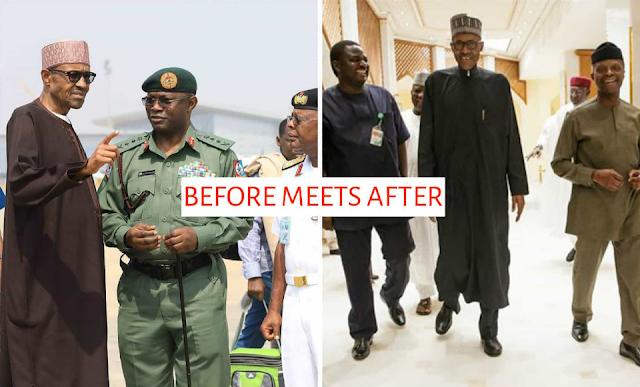 Photos Of President Buhari