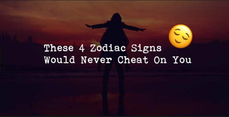 signs he will never cheat