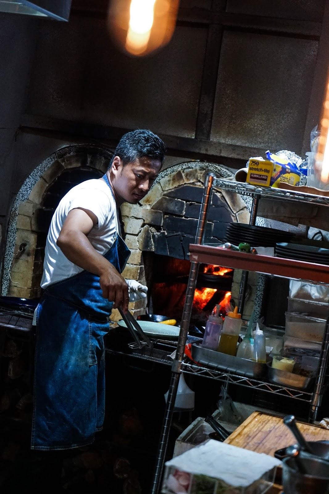 美食家的自學之路: 用平地人聽得懂的語言說故事:新派原住民燒烤餐廳AKAME