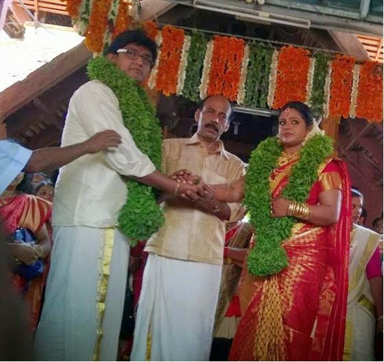 Actress Veena Nair Married Swathi Suresh Bhymi-Photos