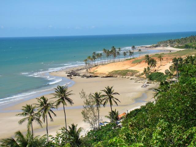 Fotos de praias cearenses