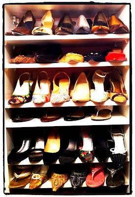 A Closet Fit For A Shopaholic