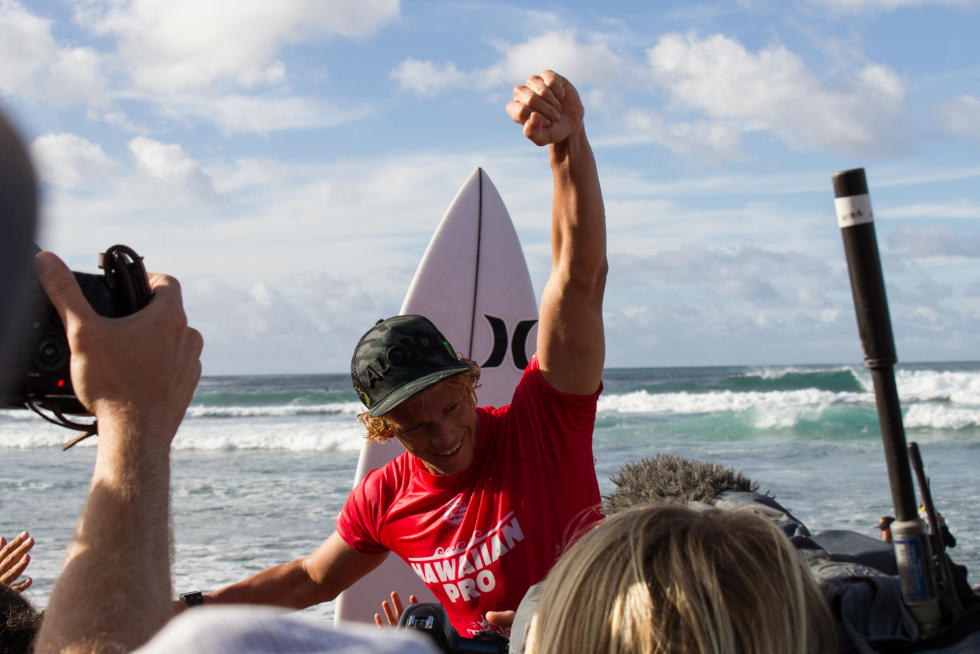 Hawaiian Pro 2016 Final Day Highlights Vans Triple Crown of Surfing VANS