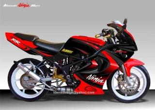 Kawasaki Ninja 2 tak diskontinu, Kawasaki andalkan RR mono