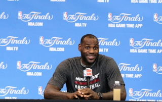LeBron James slams Trump in the wake of Charlottesville