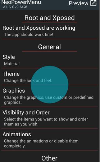 Cara Mudah Menyesuaikan Menu Matikan di Android 4