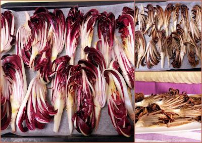 Radicchio rosso di Treviso al forno - Ricetta radicchio al forno
