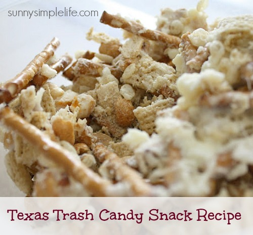 Sunny Simple Life: Texas Trash Candy Recipe