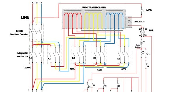 Amazing Wiring Diagram Of Starting Motor With Auto Transformer 4 Steps Wiring Cloud Philuggs Outletorg