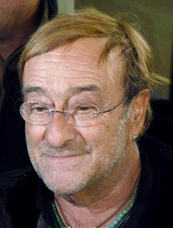 Lucio Dalla, the songwriter about whom Lauro has written three books
