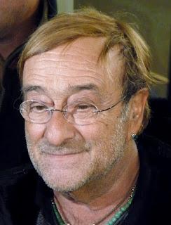 Lucio Dalla, the songwriter about whom Lauro has written three books