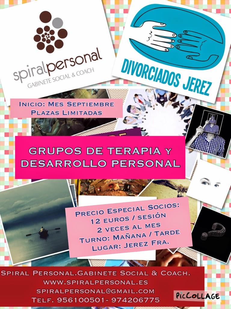 Convenio entre Divorciados Jerez &  Spiral Personal