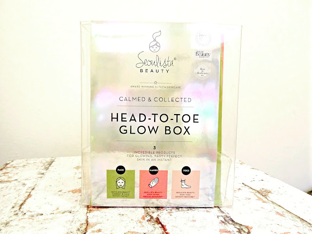Seoulista Beauty Head-To-Toe Glow Box
