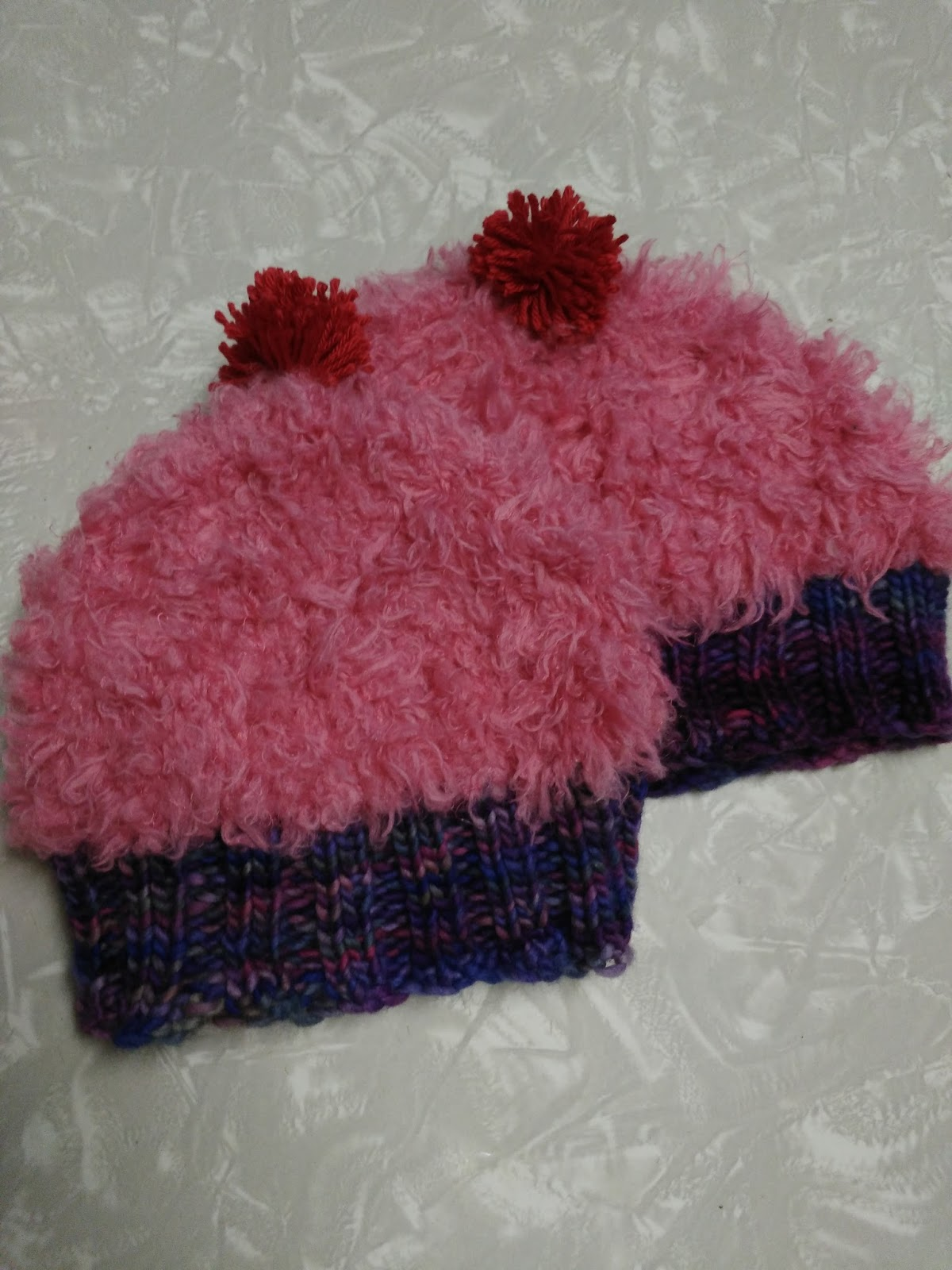 Free Doll Knitting Patterns Download : The Knitting Corner: Cupcake Hat: Free Pattern
