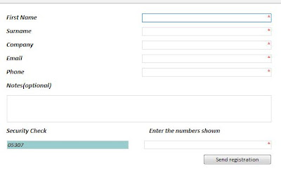 Neeraj: Text Captcha with InfoPath form in SharePoint 2010