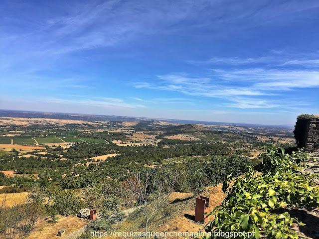 Castelo Rodrigo, paisagens únicas