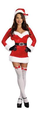 Santa Baby Costume