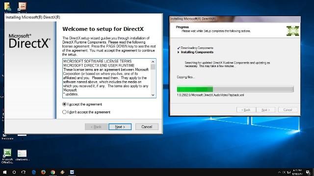 DirectX 9 Download Free for Windows 10, 7, 8, 8 1, XP 32/64 bit