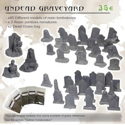 Undead Graveyard