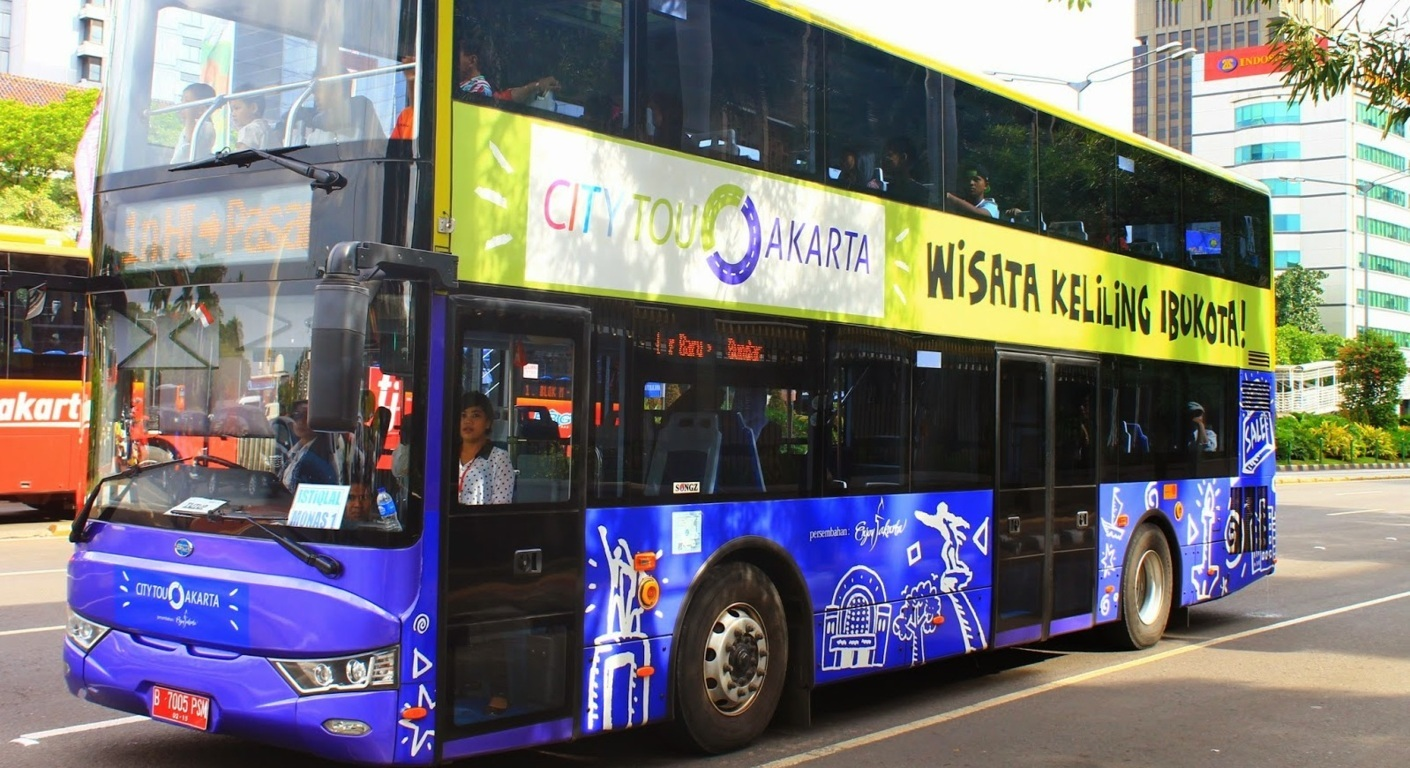 Tandingi Keluaran Lorena, Inilah 5 Bus Tingkat Unik yang Bikin Kamu Ingin Mudik | Yukepo.com