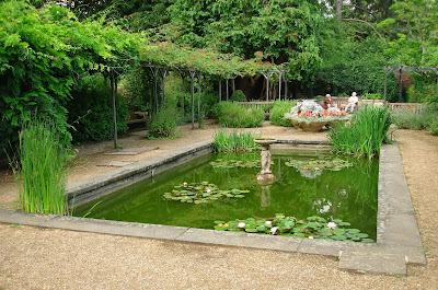 Sensory Garden in Henrietta Park, Bath
