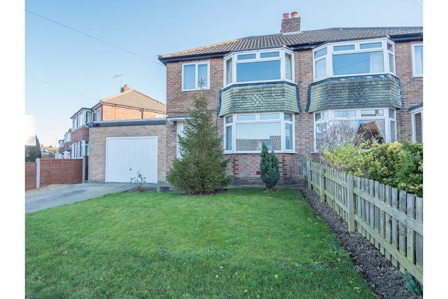 Harrogate Property News - 3 bed semi-detached house for sale Knox Avenue, Harrogate HG1