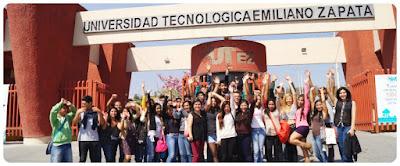 Inscripciones examen UTEZ convocatoria de admisión setiembre diciembre 2016