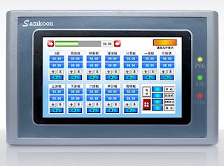 Màn hình giao diện cảm ứng HMI Samkoon 7 inch