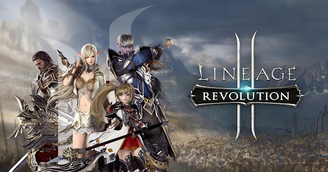 Lineage 2 Revolution Indonesia