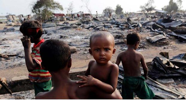 LSM HAM Sebut Rohingya Korban Genosida