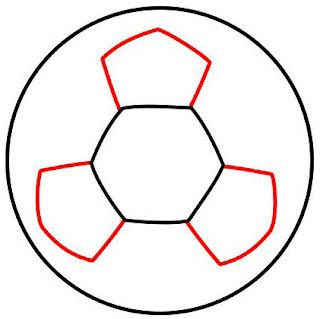 Langkah 4. Super Simpel Menggambar Bola