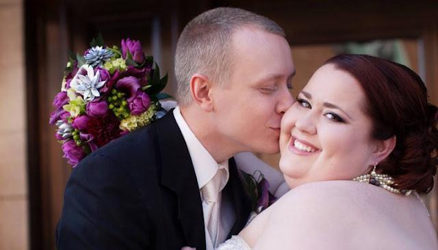 Мужчины, которые женятся на полненьких женщинах, бывают счастливее