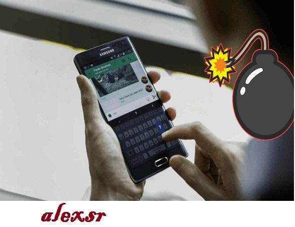 رسالة جديدة في الواتساب تمسح جميع بيانات هاتف أي شخص في ثواني إذا أرسلتها إلى صديقك...