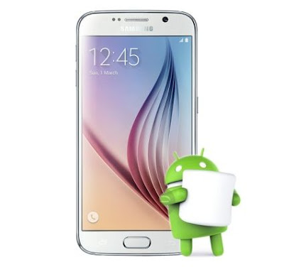 Samsung Galaxy S6 SC-05G 6.0.1 Marshmallow Firmware