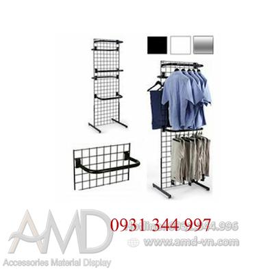 Khung lưới treo hàng | Móc lưới treo hàng, phụ kiện điện thoại, thời trang - 223615