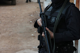 Dois suspeitos morrem em confronto com a polícia em Laranjeiras