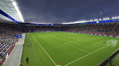 PES 2019 King Power Stadium by Arthur Torres